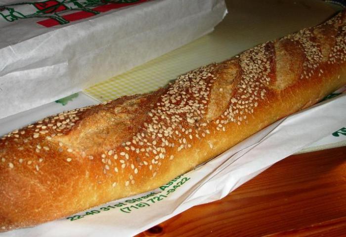 Italian Bread Roadfood