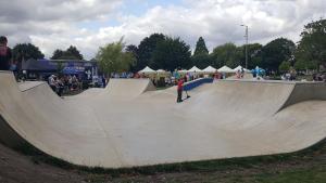 Fulney Skate Park