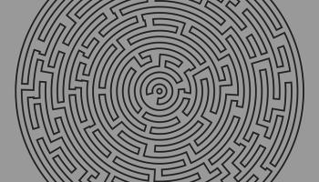 Circular Maze Hard Printable Puzzle Roadislam Com