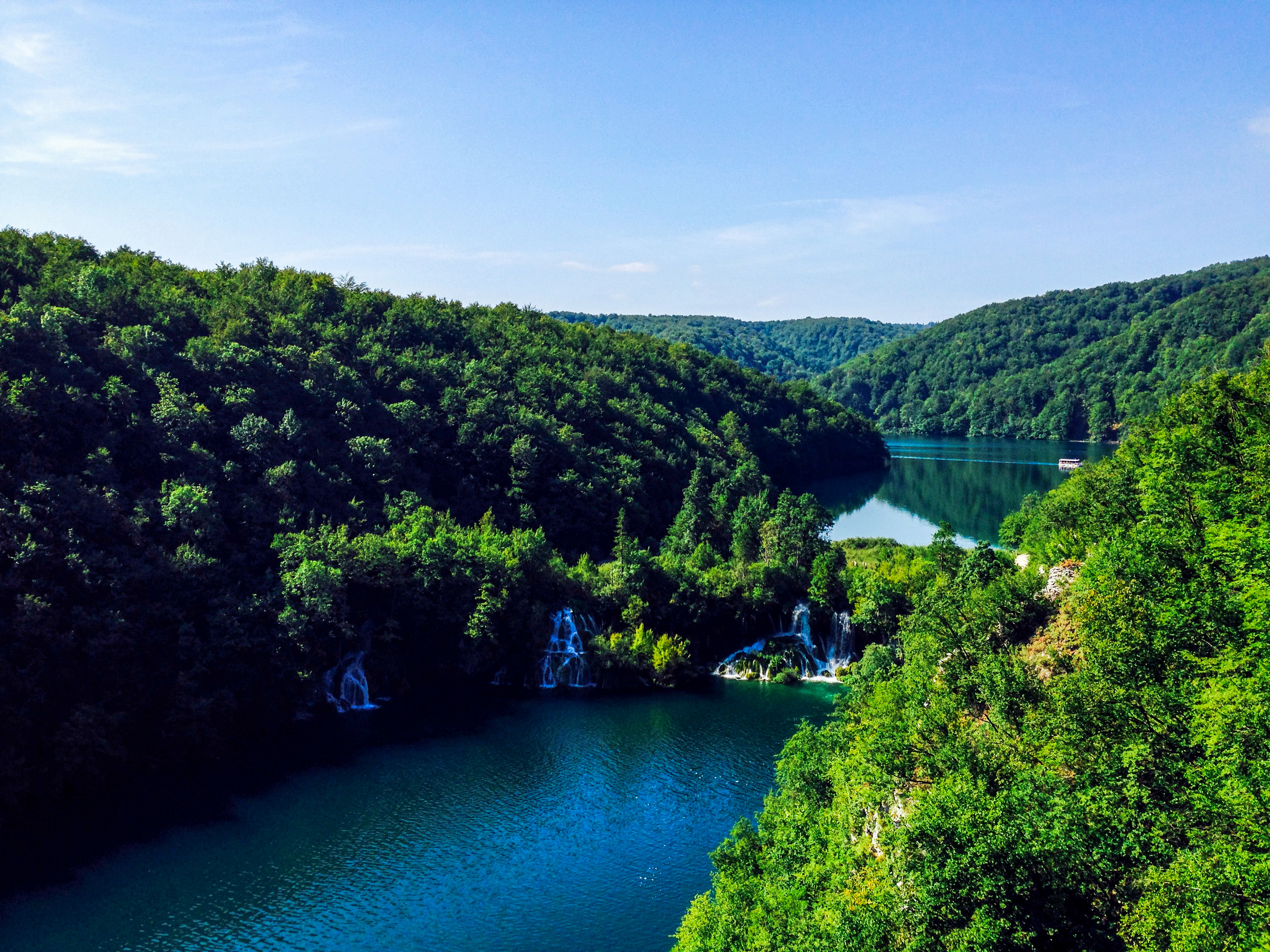 Plitvice Pool Croatia 2014