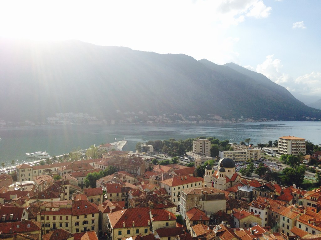 Kotor Bay Overview, Montenegro