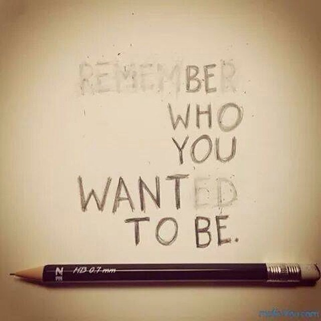 Be Who U Are