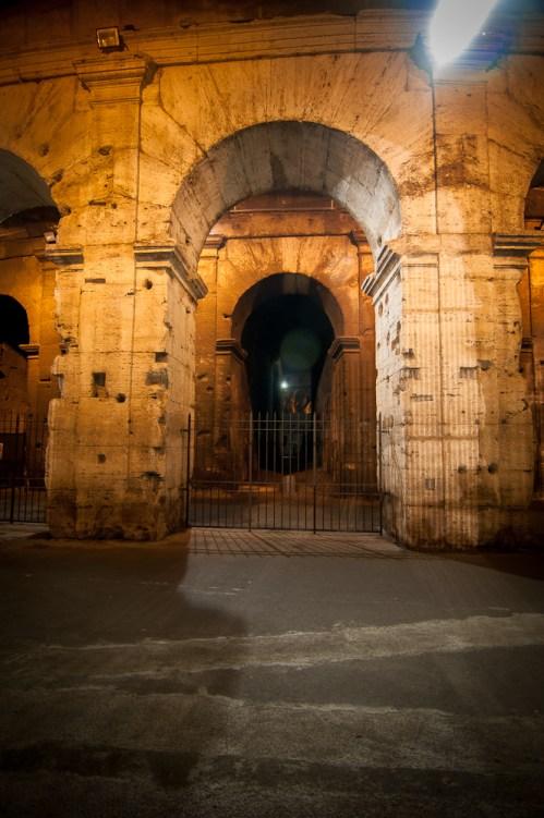 Colosseum at Night 3