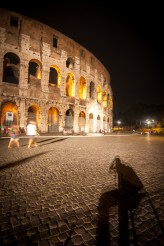 Colosseum at Night 2