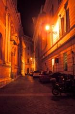 Roma a notte