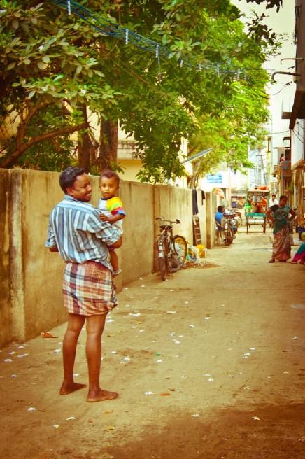 Chennai Back Streets 10