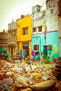 Chennai Back Streets 9