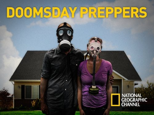 NatGeo's documentary 'Doomsday Preppers' shows that some people really do go all out in preparing for the worst case scenario!