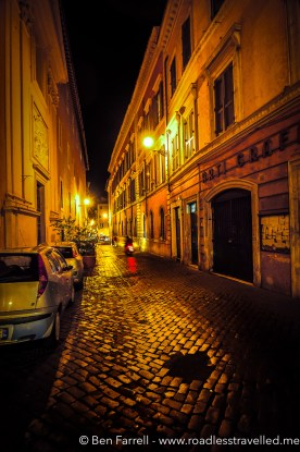 Rome by Night-2
