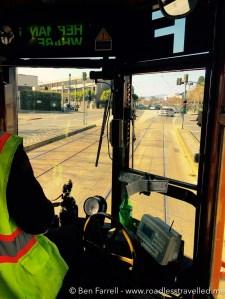San Fran Trolley Driver