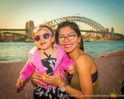 Us on Sydney Harbour-1