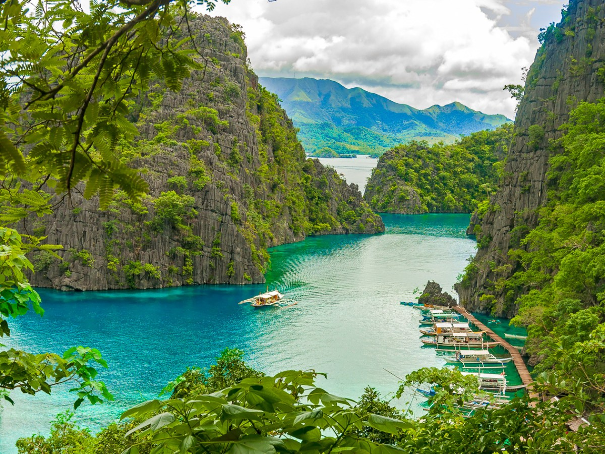 The mystical fantasy island that actually exists: Coron