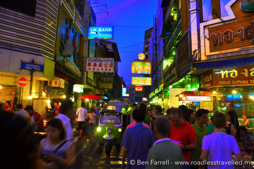 A guide to living in Bangkok