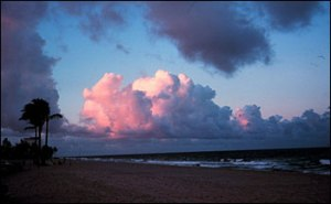 NOAA Cloud Image