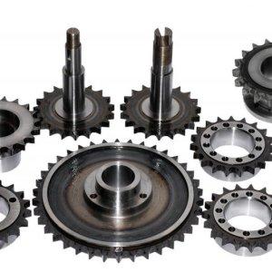 crank timing gears