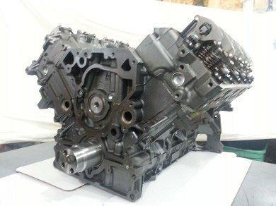 Ford 6.4l diesel engine