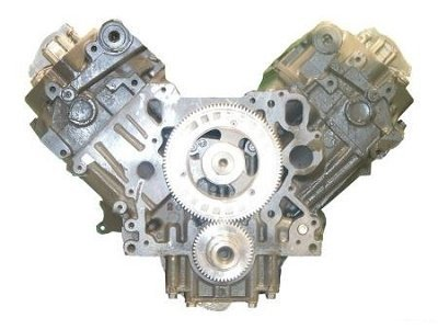 Ford 7.3L powerstroke engine