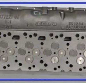 Dodge 6.7L diesel cylinder head