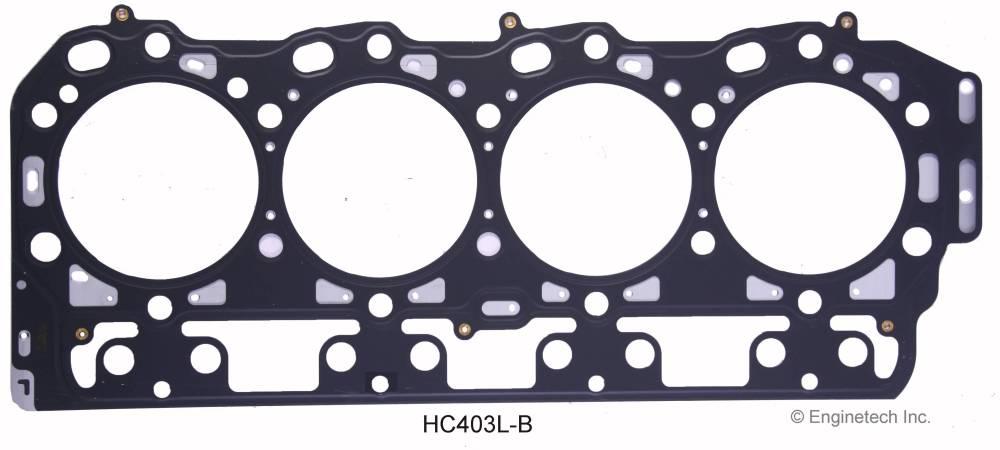 HC403L-B cylinder head gasket