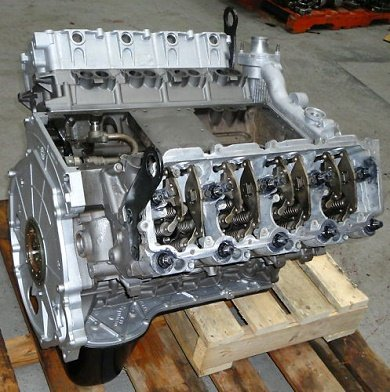 Ford 6.0 diesel engine
