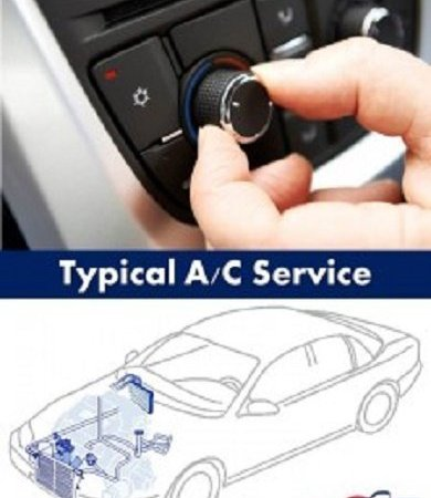a/c system checked annually