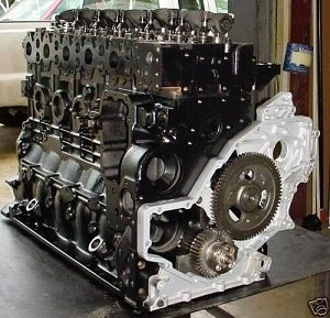Dodge 5.9L cummins engine