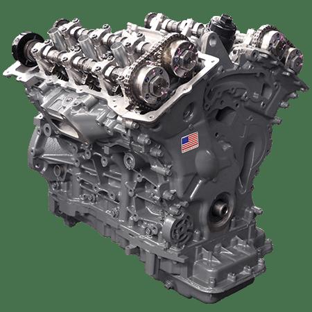 3.6L 2011-2018 Chrysler LONG BLOCK Engine - Remanufactured ...
