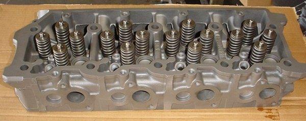 ford 6.0l diesel cylinder head