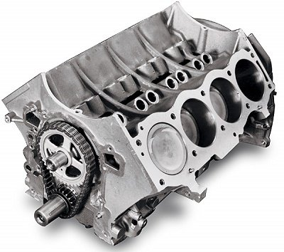 short block engine