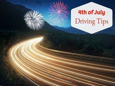 4th of July driving
