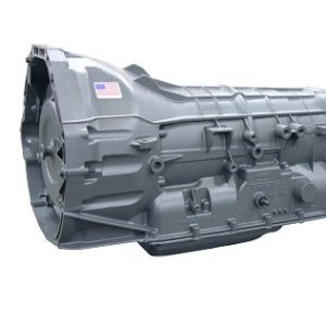 6R140 automatic transmission