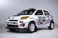 2013 Scion xD Rally racer