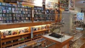 Card Shops in Taipei, Taiwan - Road of the King