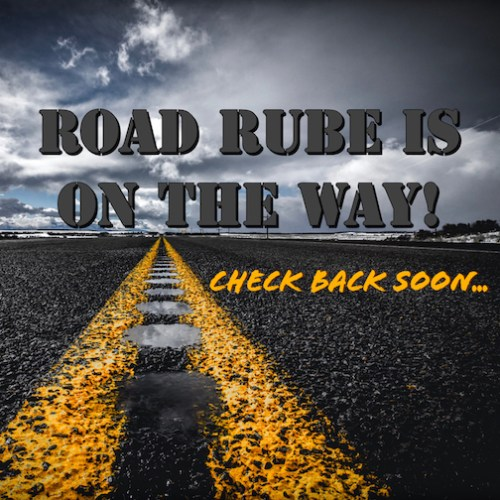 RoadRubeisonthe way