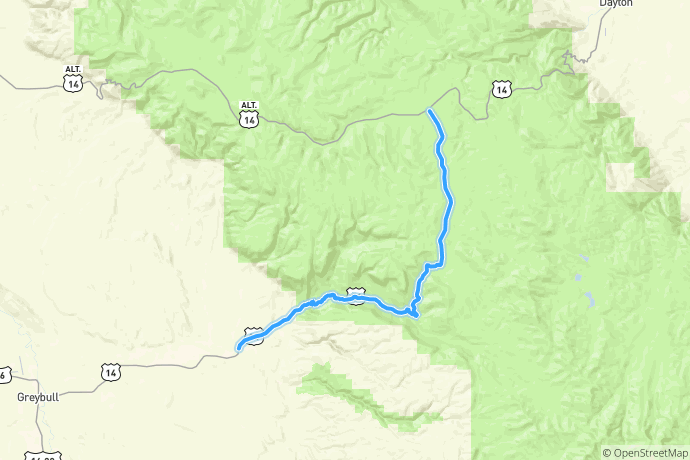 "<span class=""hpt_headertitle"">Bighorns Burgess Junction to Shell Ride</span>"