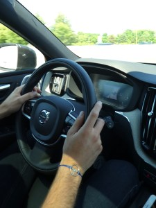 behind the wheel of the volvo xc60 t8 XC60T8 suv hybrid road rug cars roadrugcars brothers car voiture auto automobile vintage car super car hyper car