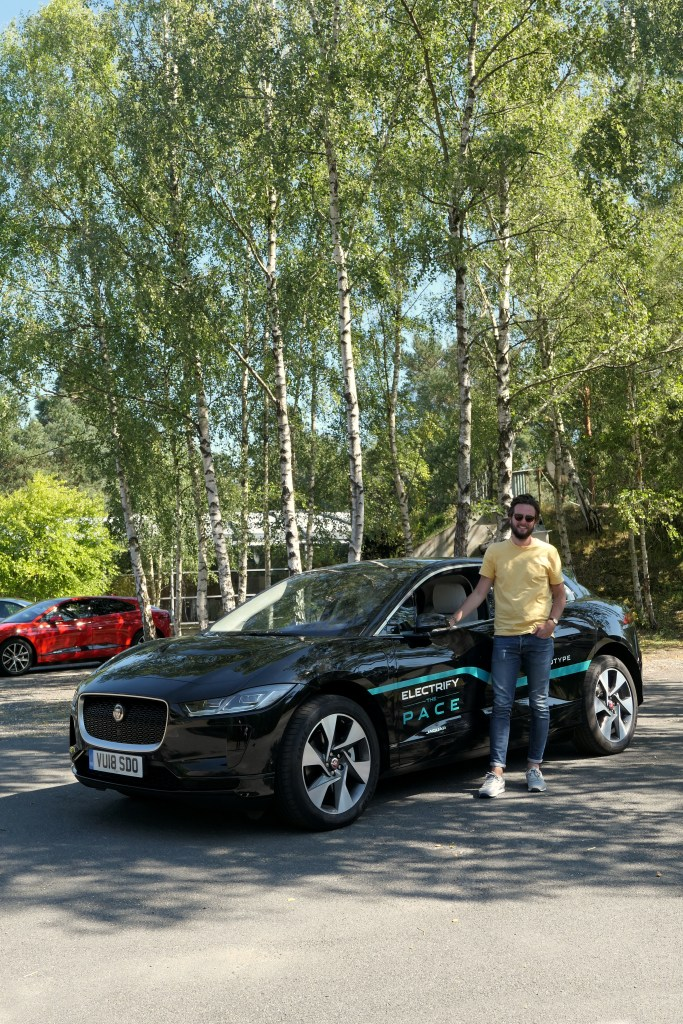 Nico Galiffi Jaguar I-Pace rear road rug cars roadrugcars brothers car voiture auto automobile vintage car super car hyper car