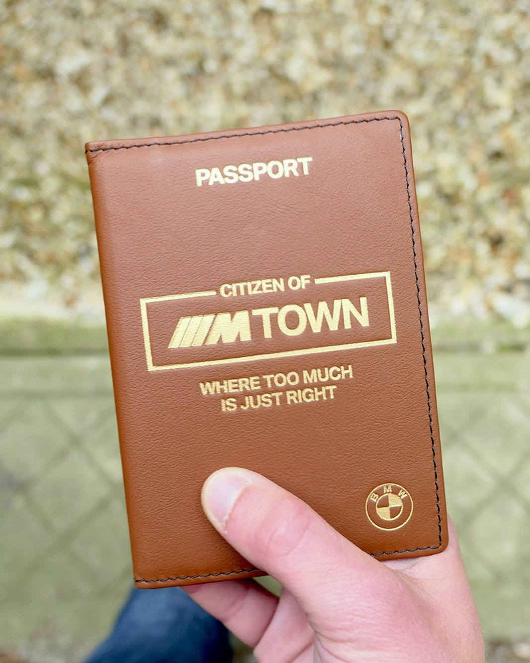 bmw m town passport citizen where too much is just right road rug cars roadrugcars brothers car voiture auto automobile