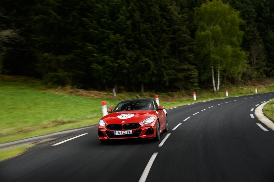 bmw z4 g29 winding road road rug cars roadrugcars brothers car voiture auto automobile