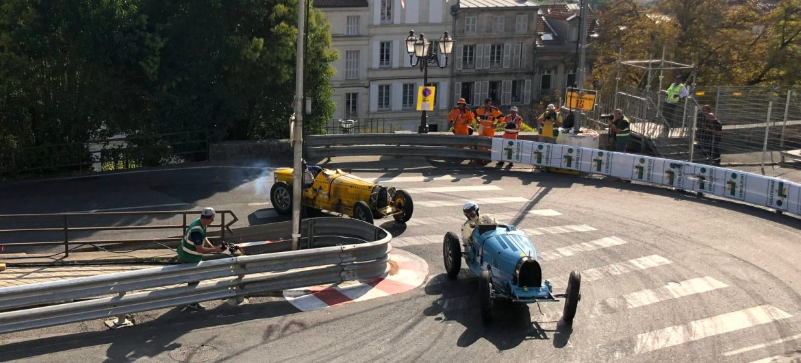 roadrugcars road rug cars circuit des remparts angouleme bugatti track