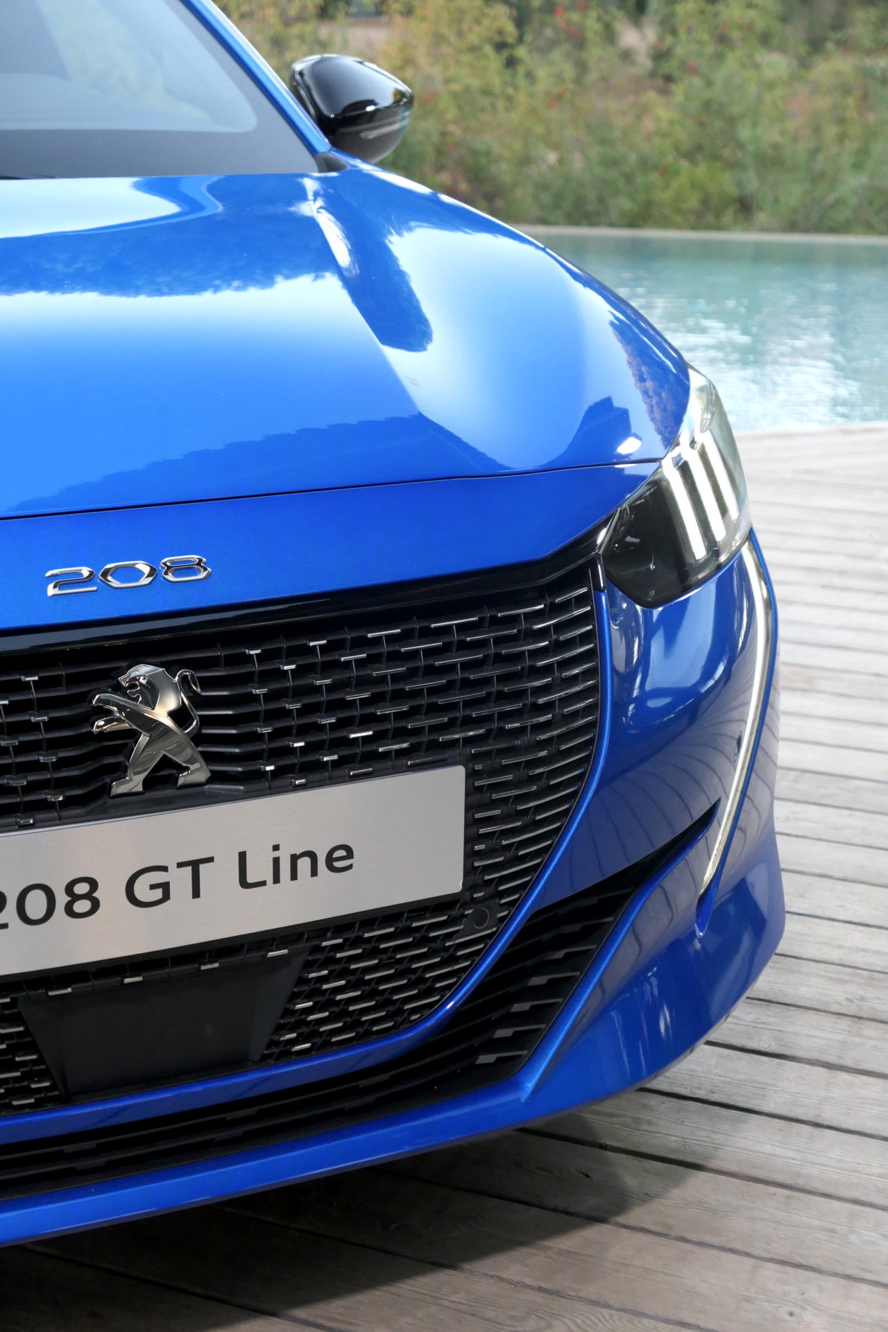 roadrugcars road rug cars peugeot 208 e 208 serious grille