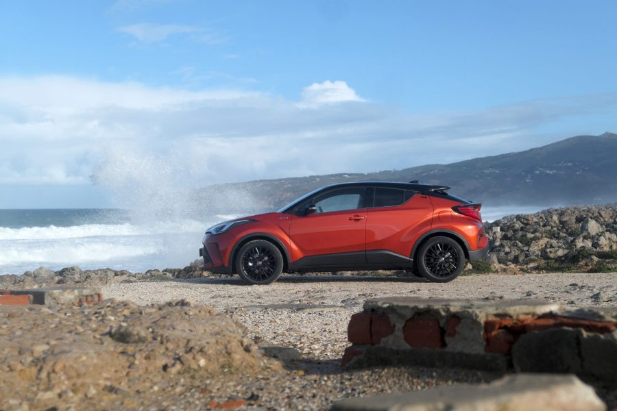 roadrugcars road rug cars galiffi toyota chr 2020 orange