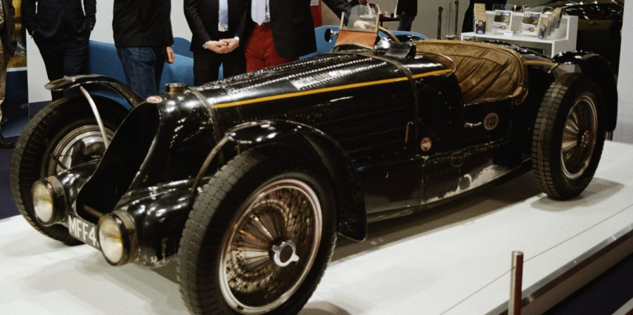 Bugatti - 59 Sport - Rétromobile - Top 10