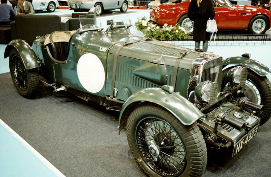 LM7 - Aston Martin - Lazare Jefroykin - retromobile - Top 10