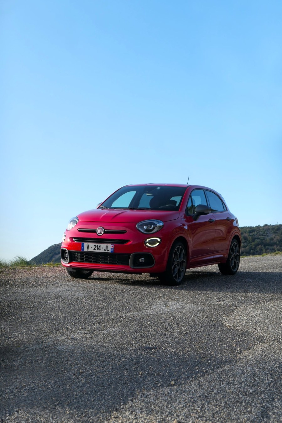 fiat 500x 500 x sport face roadrugcars road rug cars