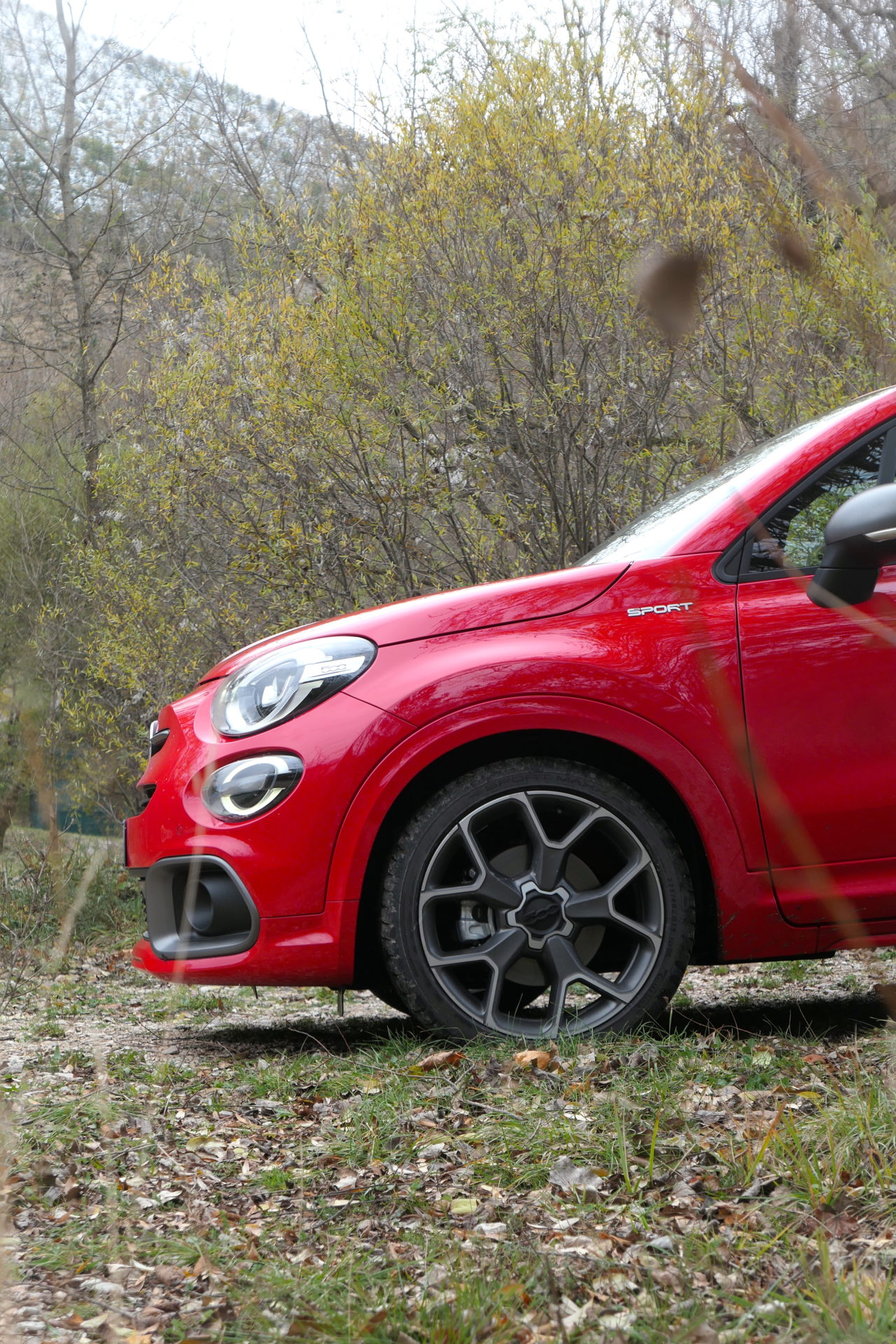 fiat 500x 500 x sport profil side roadrugcars road rug cars