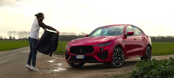 roadrugcars road rug cars maserati levante trofeo big beast fury