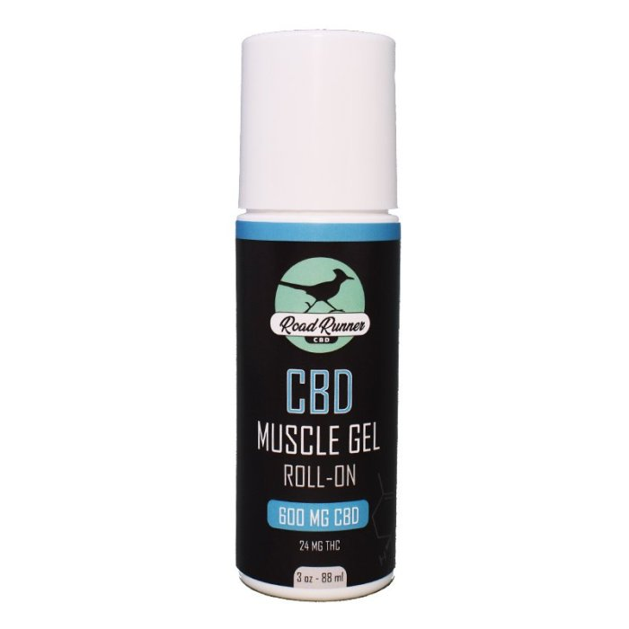 CBD Muscle Gel Roll On