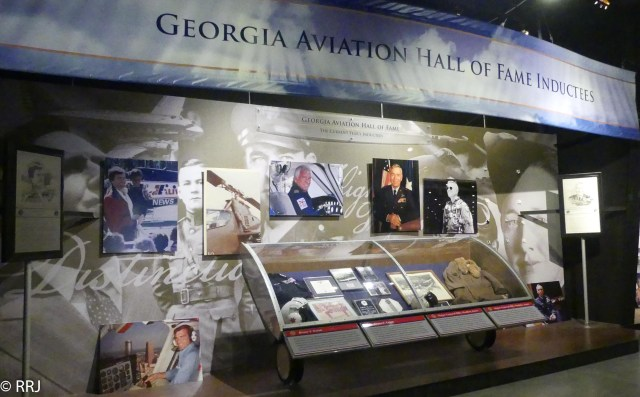 Georgia Aviation Hall of Fame, Museum of Aviation, Warner Robins, GA