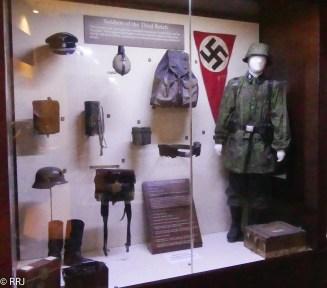 German artifacts, Museum of Aviation, Warner Robins, GA